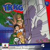 001/Scary Sleepover von TKKG - Junior Investigators