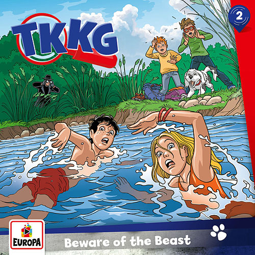 002/Beware of the Beast von TKKG - Junior Investigators