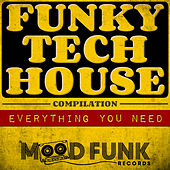 Funky Tech House Compilation - EP de Various Artists