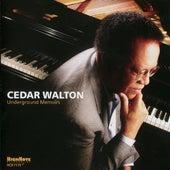 Underground Memoirs von Cedar Walton