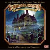 Folge 36: Das unheimliche Pfarrhaus von Sherlock Holmes - Die geheimen Fälle des Meisterdetektivs