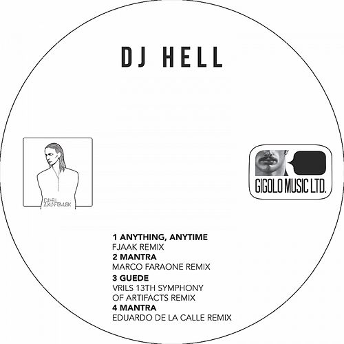 Various Titles EP von DJ Hell