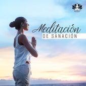 Meditación de Sanación: Música de Yoga, Mente Sana, Cuerpo y Alma, Estrés Extremo y Alivio de la Ansiedad de Meditación Música Ambiente