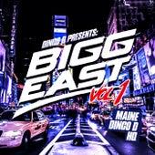 Dinco D Presents: Bigg East Vol 1 von Various Artists