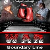 War Boundary Line by LaShea