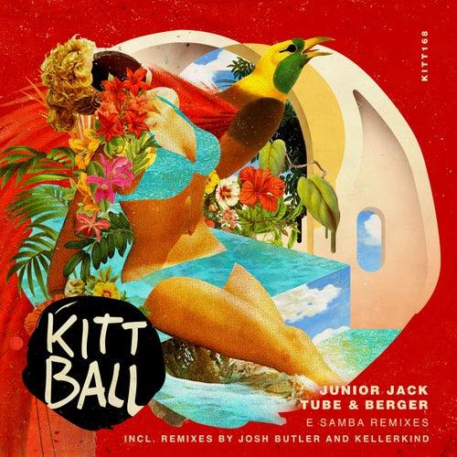 E Samba 2018 Remixes by Junior Jack