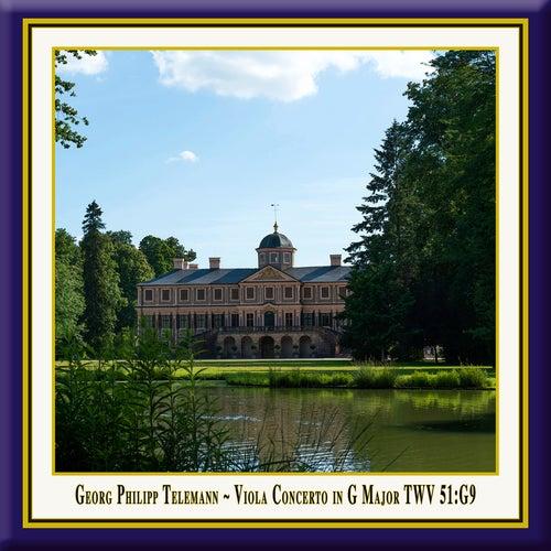 Telemann: Viola Concerto in G Major, TWV 51:G9 (Live) by Kilian Ziegler