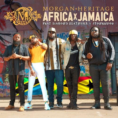 Africa x Jamaica (feat. Diamond Platnumz & Stonebwoy) by Morgan Heritage