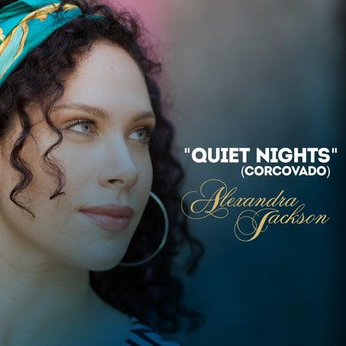 Quiet Nights (Corcovado) [feat. Miles Davis & Ivan Lins] by Alexandra Jackson