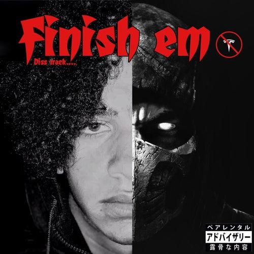 Finish'Em by Silk