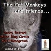 Cat Monkeys and Friends, Volume # 4 von Various Artists