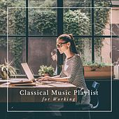 Classical Music Playlist for Working de Various Artists