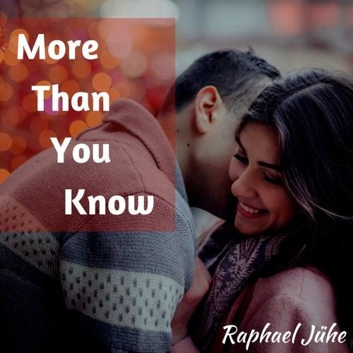 More Than You Know (Piano Version) de Raphael Jühe