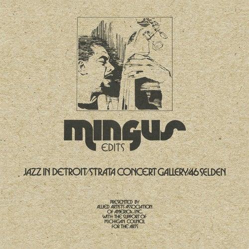 Jazz in Detroit / Strata Concert Gallery / 46 Selden (Edits) by Charles Mingus