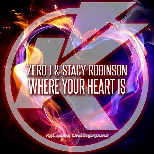 Where Your Heart Is by Stacy Robinson Zero J