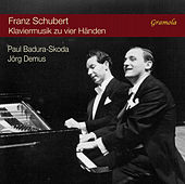 Schubert: Piano Music for Four Hands (Live) de Paul Badura-Skoda