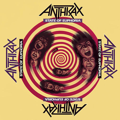 State Of Euphoria (30th Anniversary Edition) by Anthrax