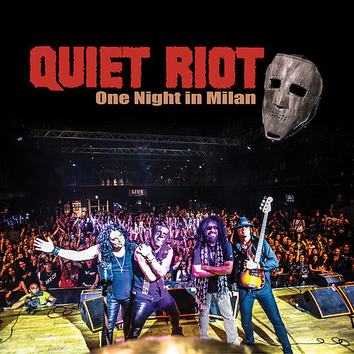 One Night in Milan de Quiet Riot