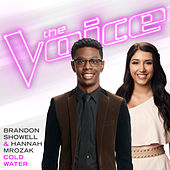 Cold Water (The Voice Performance) by Brandon Showell
