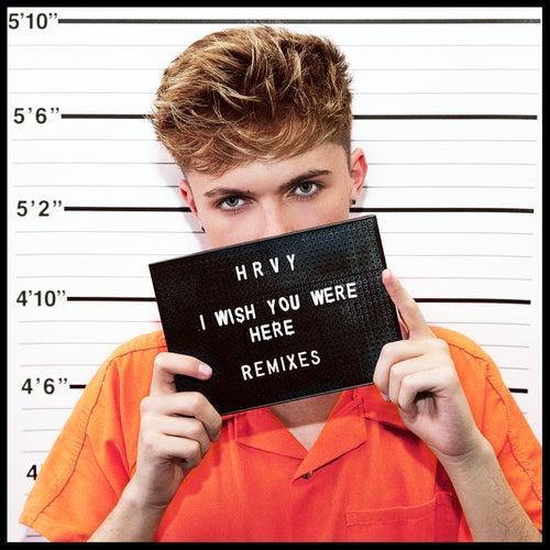 I Wish You Were Here (Remixes) von HRVY