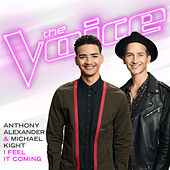 I Feel It Coming (The Voice Performance) by Anthony Alexander