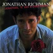 ¡Jonathan, Te Vas A Emocionar! de Jonathan Richman