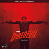 Daredevil: Season 3 (Original Soundtrack Album) de John Paesano