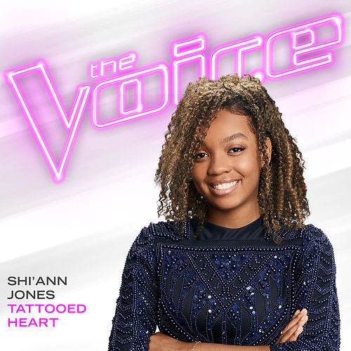 Tattooed Heart (The Voice Performance) de Shi'Ann Jones