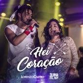 Hei Coração (Ao Vivo) de Lorenzo Castro