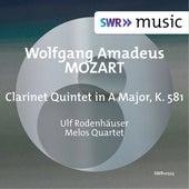 Mozart: Clarinet Quintet in A Major, Op. 108, K. 581 by Ulf Rodenhäuser