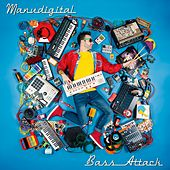 Bass Attack de Manudigital