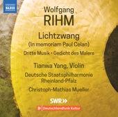 Wolfgang Rihm: Music for Violin & Orchestra, Vol. 1 de Tianwa Yang