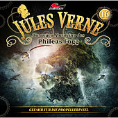 Die neuen Abenteuer des Phileas Fogg, Folge 16: Gefahr für die Propellerinsel von Jules Verne