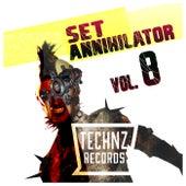 Set Annihilator, Vol. 8 - EP von Various Artists