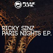Paris Nights by Various Artists