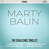 The Challenge Singles by Marty Balin