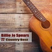 22 Country Best by Billie Jo Spears