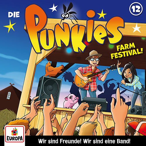 012/Farm Festival! by Die Punkies