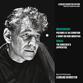 Mussorgsky: Pictures at an Exhibition & A Night on Bare Mountain - Dukas: The Sorcerer's Apprentice de Leonard Bernstein