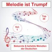 Top 30: Melodie ist Trumpf - Bekannte & beliebte Melodien der Deutschen, Vol. 1 de Various Artists
