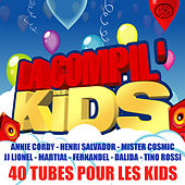 La compil' des kids by Various Artists