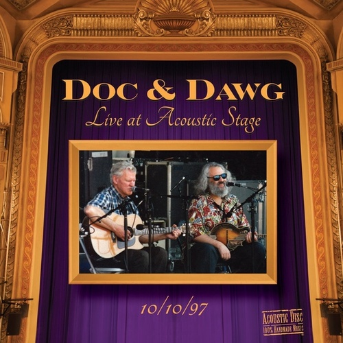 Doc & Dawg (Live @ Acoustic Stage 1997) by Doc Watson