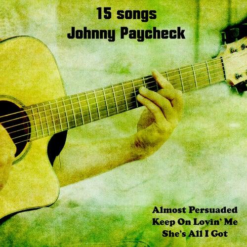 Johnny Paycheck de Johnny Paycheck