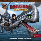 Folge 35: Die Grimm-Egel / Heidruns Entscheidung (Das Original-Hörspiel zur TV-Serie) von Dragons - Auf zu neuen Ufern