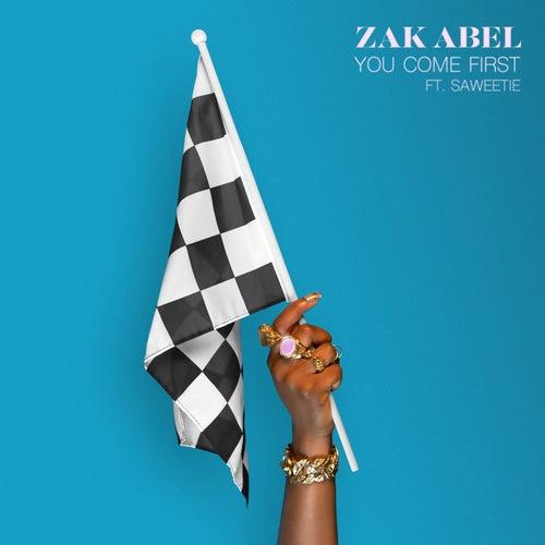 You Come First (feat. Saweetie) von Zak Abel