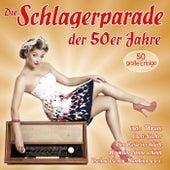 Die Schlagerparade der 50er Jahre de Various Artists