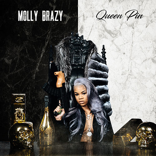 Queen Pin by Molly Brazy