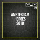 Amsterdam Heroes 2018 - EP von Various Artists
