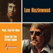 Poet, Fool Or Bum / Back On The Street Again de Lee Hazlewood