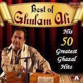 His 50 Greatest Hits Best of Ghulam Ali de Ghulam Ali